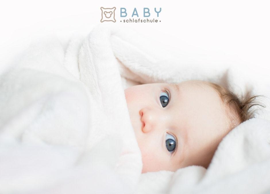 Baby immer nach 30 Minuten wach? So hilfst du ihm länger zu schlafen