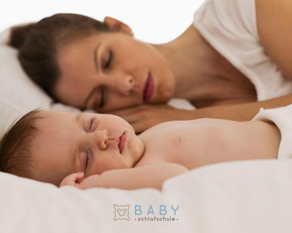 Das Geheimnis einer entspannten Einschlafroutine für dein Baby